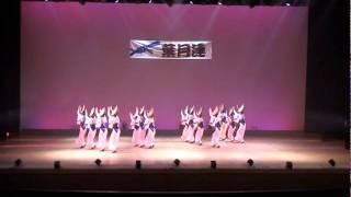 葉月連@徳島市立文化センター ~2011.8.12  選抜阿波踊り大会1日目~