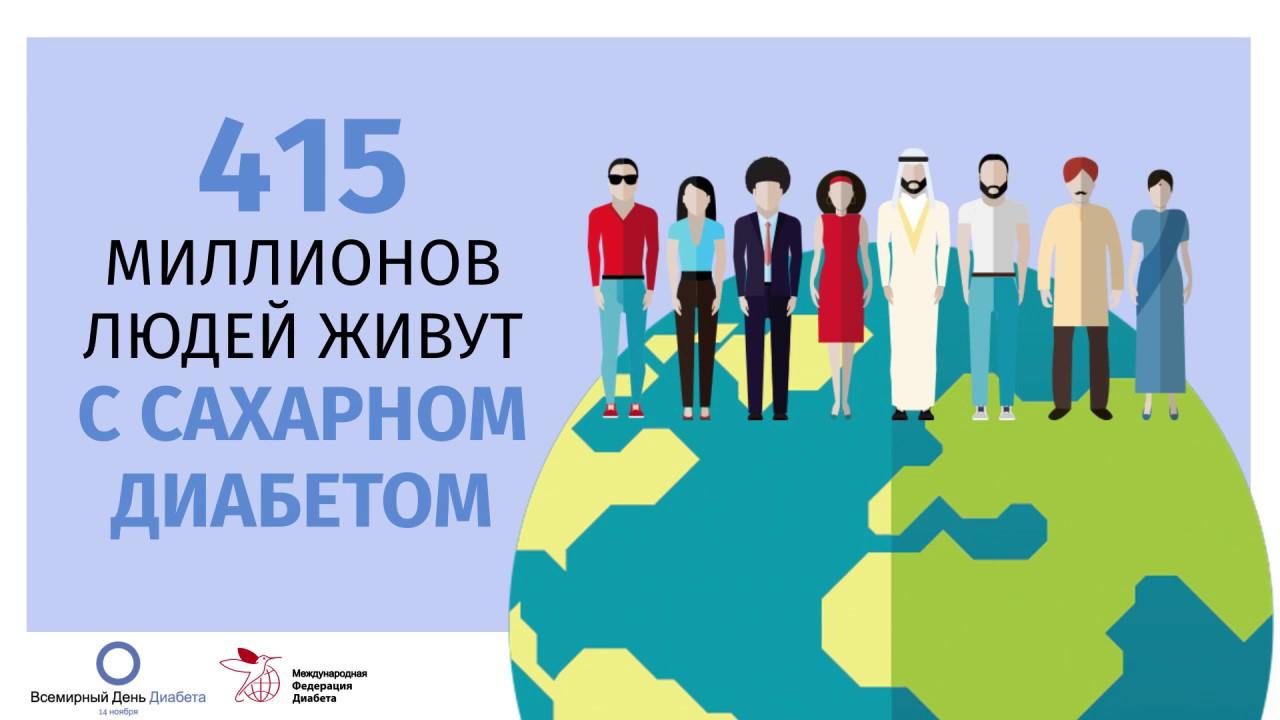 Международная федерация по сахарного диабета