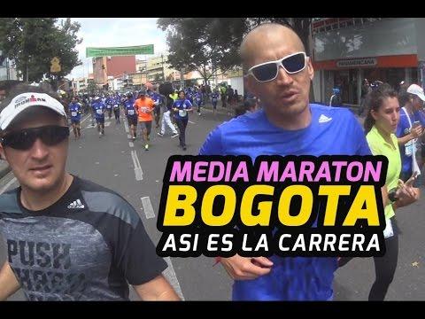 ✈ Media Maratón Bogotá