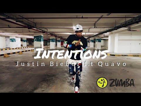 Justin Bieber - Intentions ft Quavo  ZUMBA  FITNESS  DANCE  POP  At Balikpapan