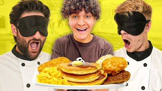 FaZe Clan BLINDFOLDED Cooking Challenge!