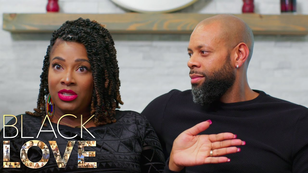 Angel and Marcus on Loving and Leaning on Each Other | Black Love | Oprah Winfrey Network