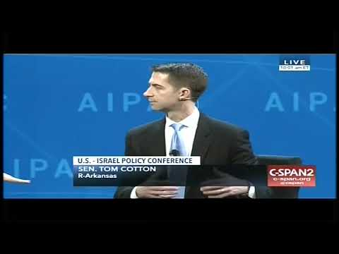 Cotton on how to reform Iran nuclear deal