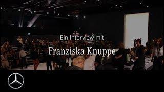 Franziska Knuppe im Interview - Teil1