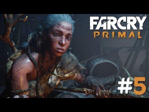 ENSEÑAME A CAZAR!! | PS4 | FARCRY PRIMAL #5