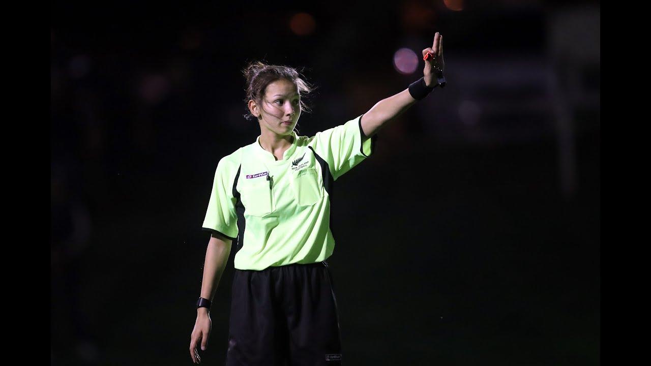 Download AFF Referee - Morgan Archer Five Questions