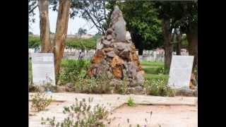 Angola Luena - MONUMENTO DA PAZ NO LUENA - MOXICO - ANGOLA 4 Abril 2012