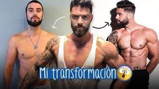 Mi transformación: 1ra parte.