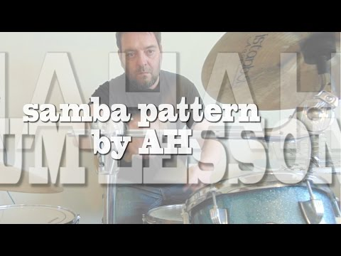 Download Youtube: Samba drum lesson