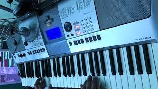 Iravukku Aayiram Kangal | Uyir Uruvaatha | Cover | piano instrumental | Arulnithi and Mahima Nambiar