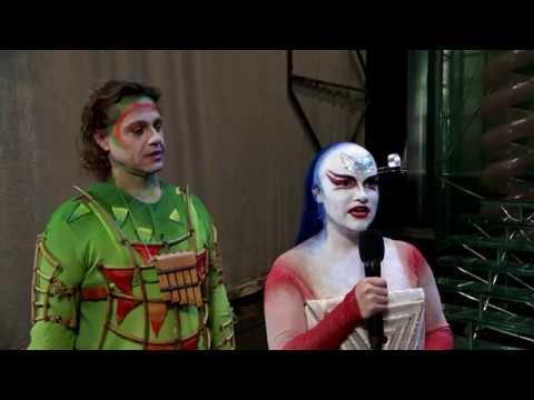 Die Zauberflöte: Markus Werba and Kathryn Lewek