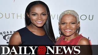 Actress Tika Sumpter says Her Mother Was Arrested For A $10 Library Late Fee