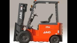 Электропогрузчик JAC CPD20 г/п 2т мачта 4,5м