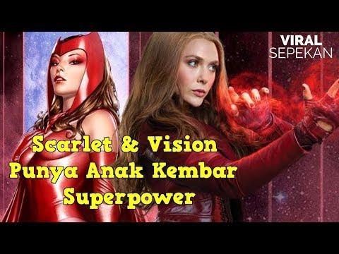 Scarlet Witch Harus Hidup Di Avengers 4! Ini Alasan dan Faktanya