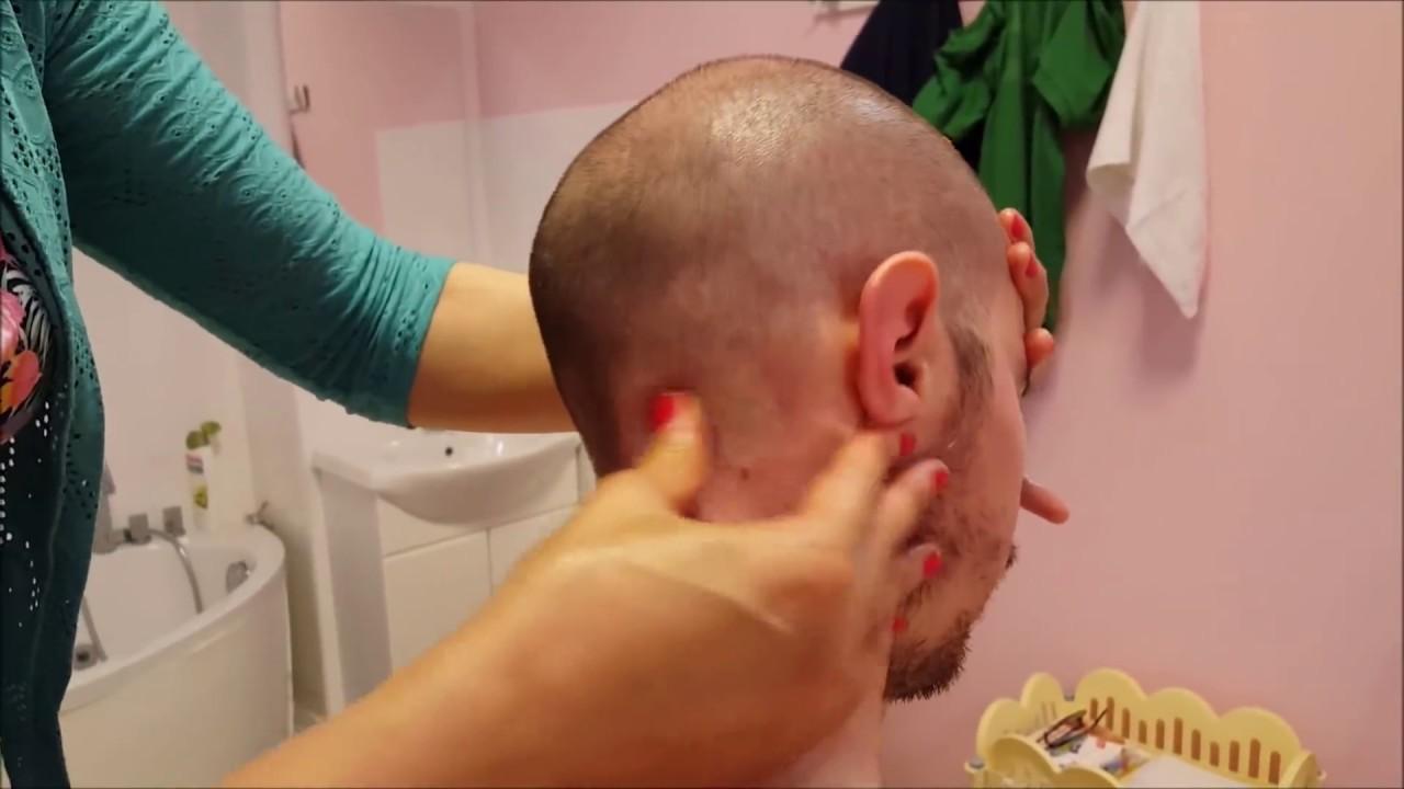 Chinese Girl Powerful Head Massage - Asmr Video - Youtube-9321