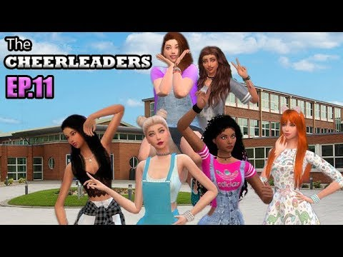 THE CHEERLEADERS : EP.11  JUNTAS SOMOS MAIS FORTES!   EPISÓDIO ESPECIAL – The Sims 4 Series