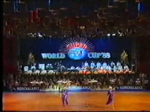 1988 Super Worldcup Professional Latin Part 1/8