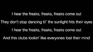 The Royal - Freaks WITH LYRICS