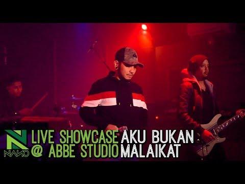 Nano - Aku Bukan Malaikat | LIVE Showcase At Abbe Studio