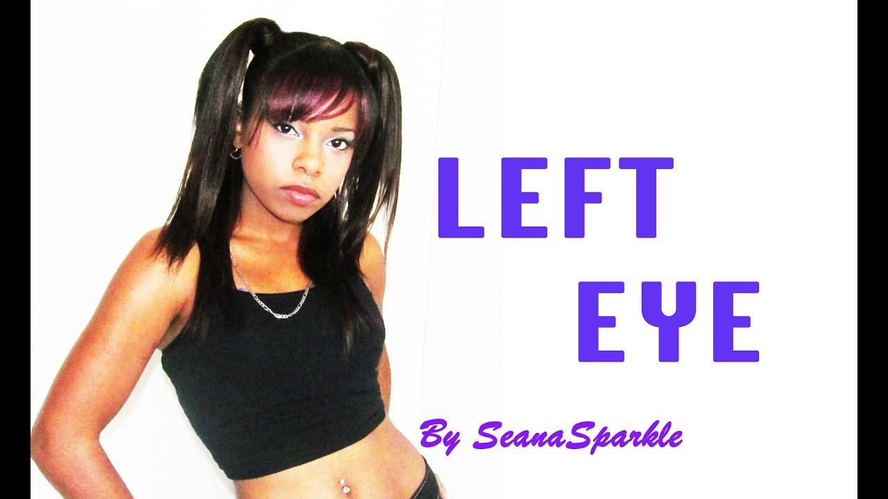 "♥Lisa ""Left Eye"" Lopes Hair And Makeup Tutorial♥ YouTube"