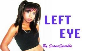 "♥Lisa ""Left Eye"" Lopes Hair and Makeup Tutorial♥"