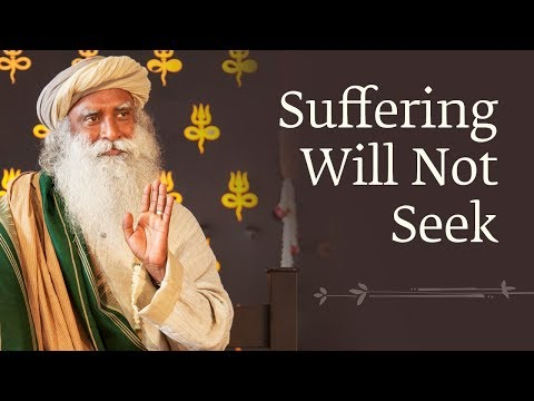 Suffering Will Not