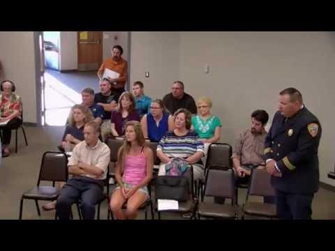 7-26-2016 Northfield Township Board of Trustees workshop meeting
