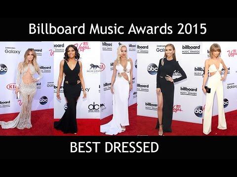 Billboard 2015 Fashion: Best Dressed