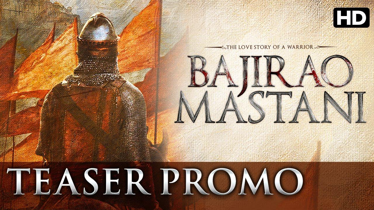 Download Bajirao Mastani (Edited Teaser Promo) | Ranveer Singh, Deepika Padukone, Priyanka Chopra