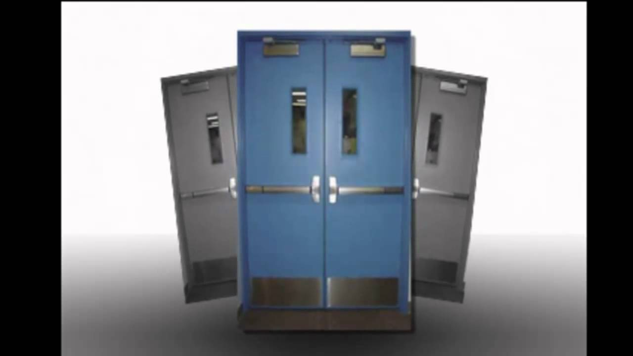 Tampa Hollow Metal Doors 8139886448 Commercial Door Services Tampa FL  YouTube