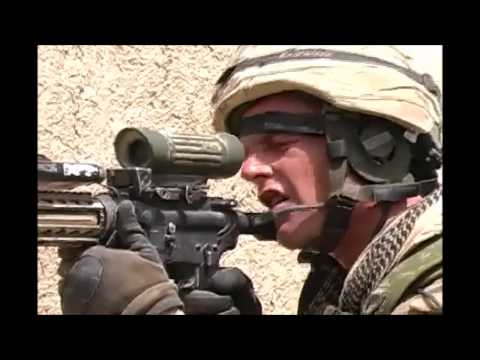 Operation Zahar - Zjarey, Afghanistan 2006