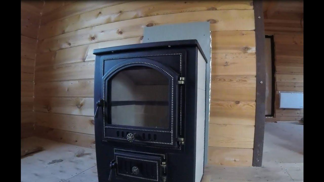 Печь везувий как собрать дымоход дымоход газового котла в частном доме требования