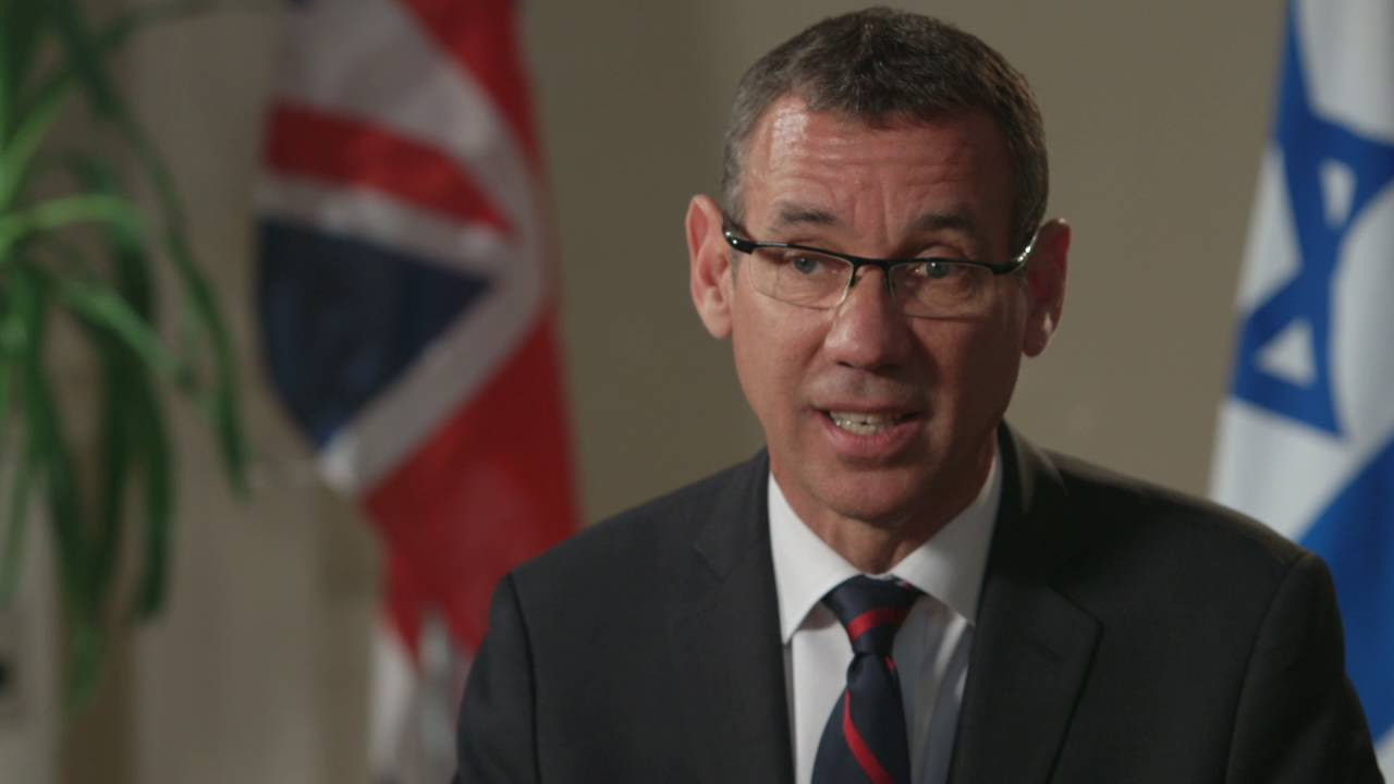 Image result for mark regev