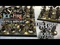 A Song of Ice and Fire Battle Report - Ep 16 - House Stark vs. Free Folk