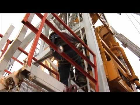 Natural gas drilling in the Marcellus Shale: Canonsburg