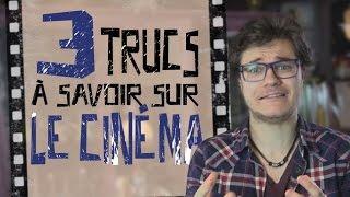 CHRIS : 3 Trucs à Savoir Sur le Cinéma