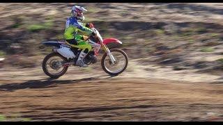 Keturaciai ir krosiniai motociklai, Lapes 2015