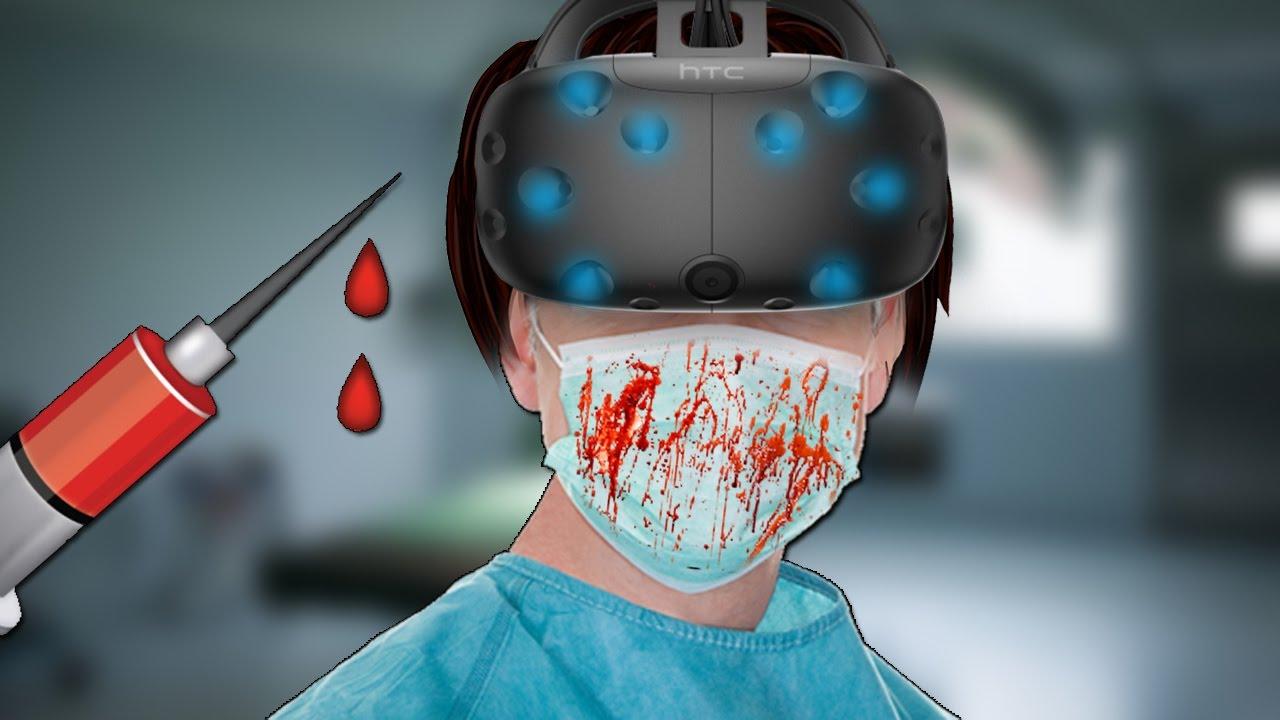 Очки виртуальной реальности симулятор хирурга допы mavic по себестоимости