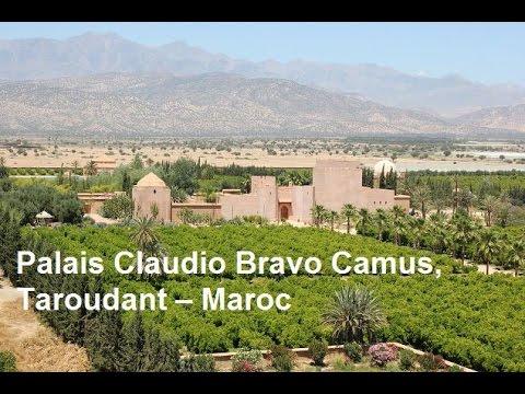Palais Claudio Bravo Camus, Taroudant – Maroc