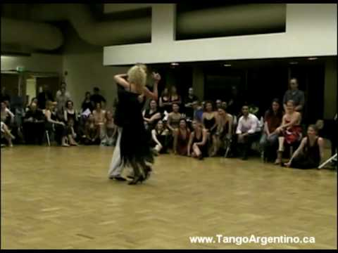 Exhibition Milonga - Seattle