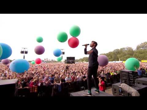 """Will Young """"Joy"""" - Radio 2 Live in Hyde Park 2015"""