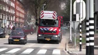 PRIO 1 AL44-1 (TS42-1 TS43-1 OD40-1) Oude Maas Veerweg Rhoon HV personen betrokken