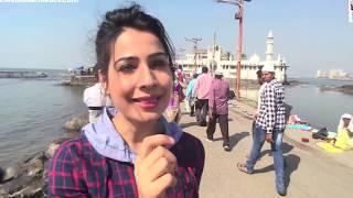 Haji Ali Dargah #mumbai #haji ali visit