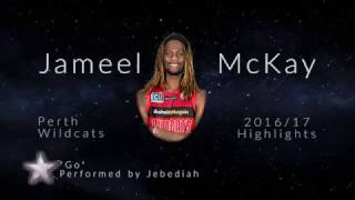 Jameel McKay Highlights 2016/17