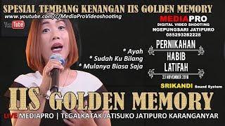 TEMBANG KENANGAN IIS SOLO GOLDEN MEMORY ACARA RESEPSI PERNIKAHAN