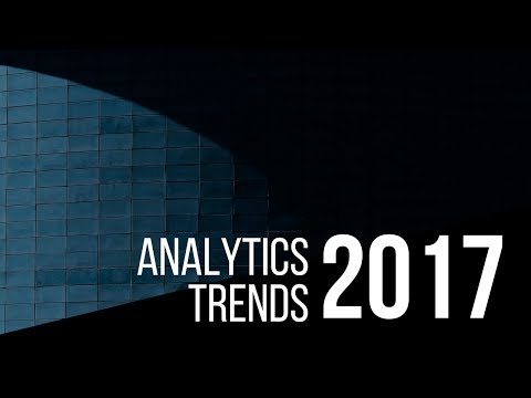 Trends: Business Intelligence and Analytics