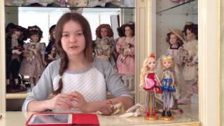 Ask Doll. Куклы Zwergnase. Сравнение Tonner и Ever After High. Gulnas Gulnaz.