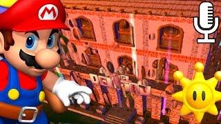☼ Super Mario Sunshine ☼   Parte 11: El HOTEL EMBRUJADO de PLAYA PARADISO [FULL HD 60fps]