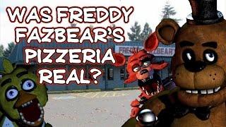 Freddy Fazbear's Pizza might be real?