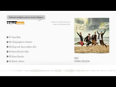Papyon - Kara Sevda (Barış Manço Cover) (Official Audio)
